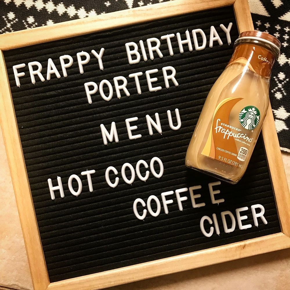 Freshly Brewed and Turning Two: A Starbucks Themed Birthday Party