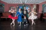 Ballet Apetrei Presents its 29th Annual Nutcracker Performance