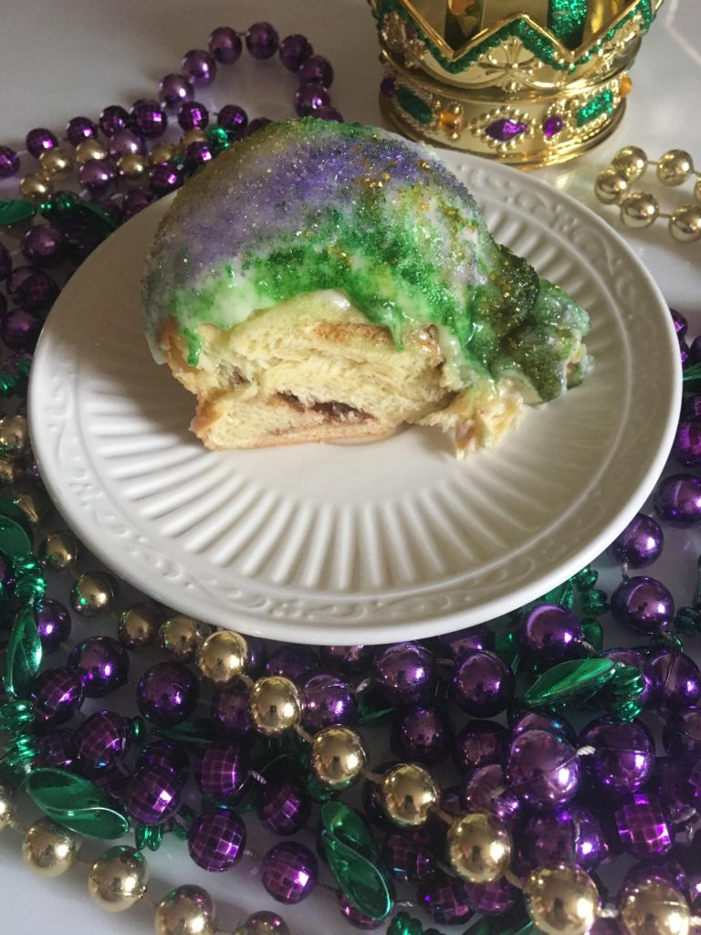King Cakes from Precious Pastry {The Local Dish}