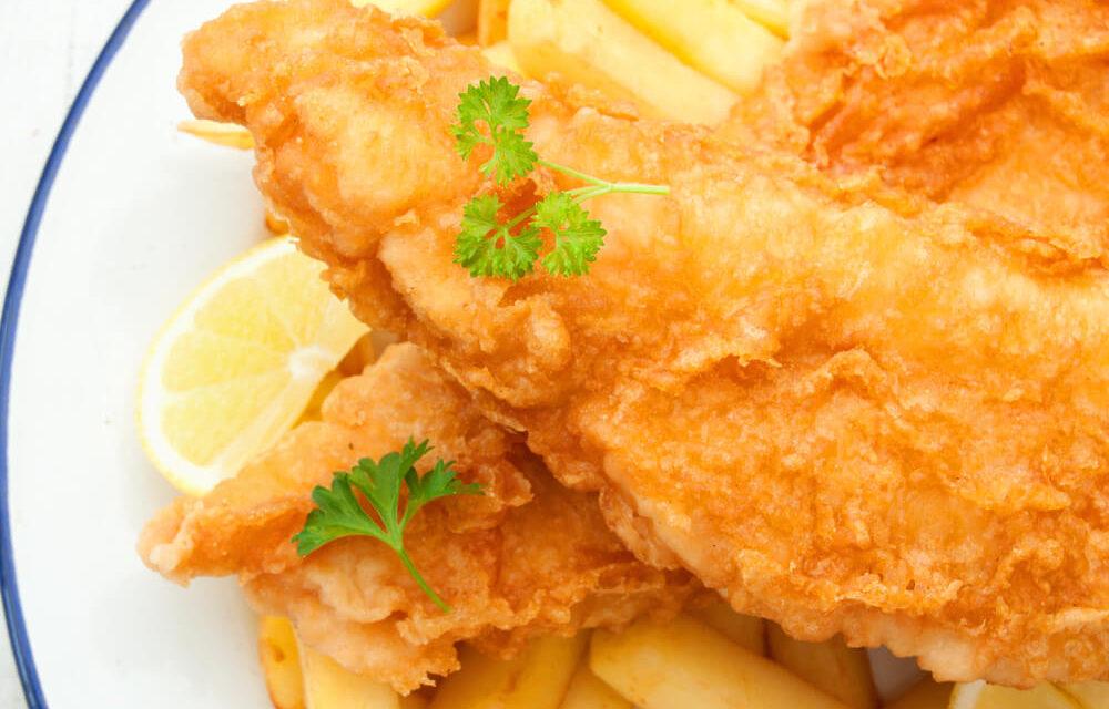 Lenten Fish Fries on the Northshore