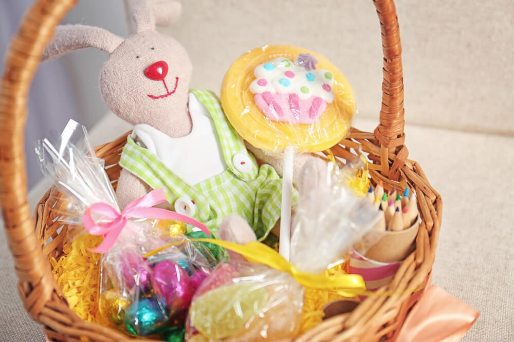Last Minute Easter Basket Stuffers