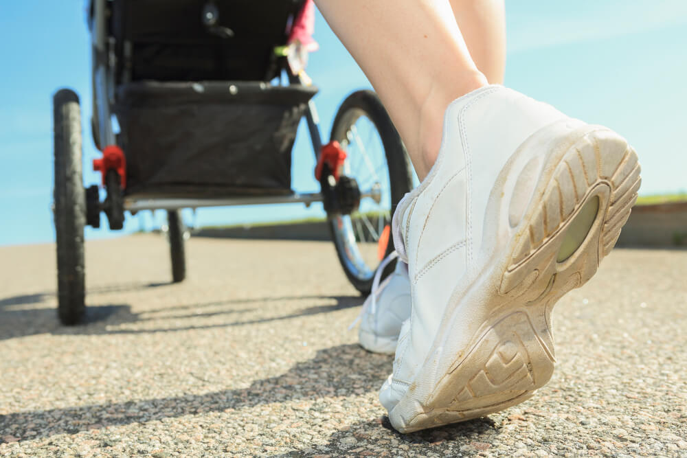 Five Tips for Running with a Jogging Stroller