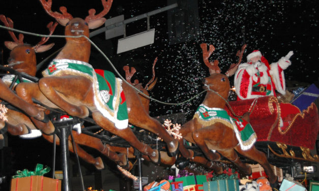 South Louisiana Christmas Parades
