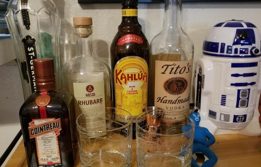 Adulting 101: Building a Home Bar