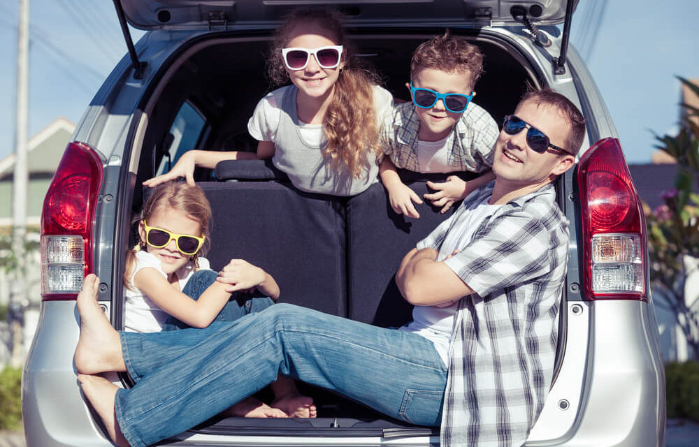 """Five Road Trip """"Reads"""" Perfect for the Whole Family"""
