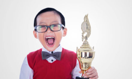 {One Mom's Opinion} I Like Participation Trophies