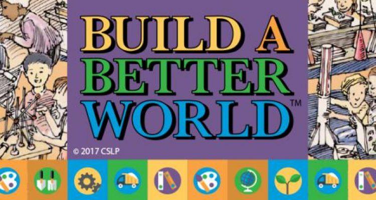 build a better world summer reading